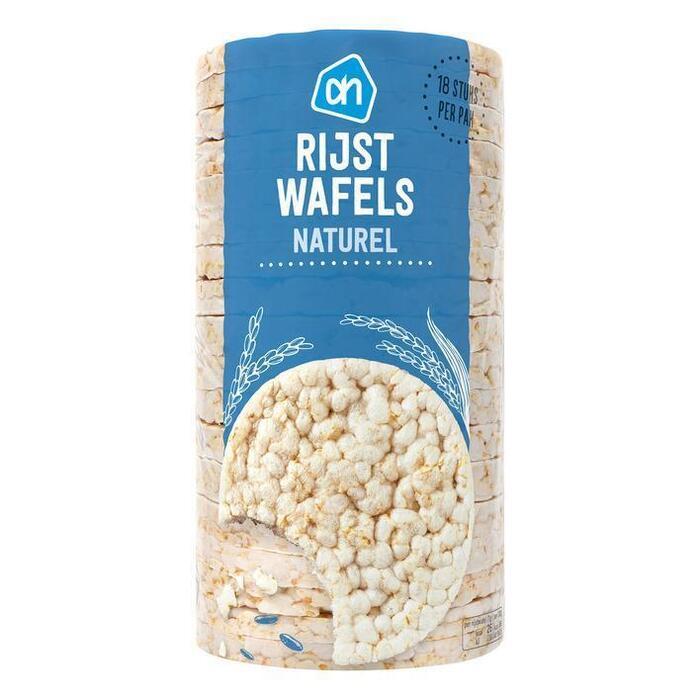 AH BASIC Rice crackers (130g)