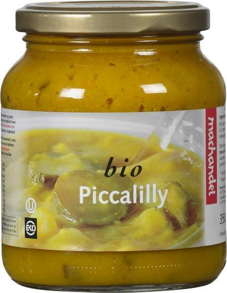 Bio Piccalilly (pot, 350g)