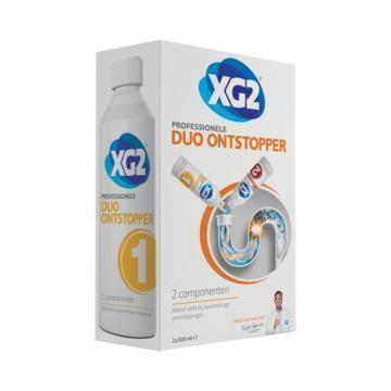 XG2 Professionele Duo Ontstopper 2 x 500ml (2 × 0.5L)