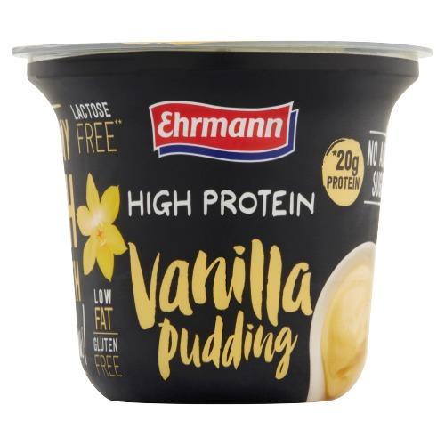 Ehrmann High Protein Vanilla Pudding 200g (200g)