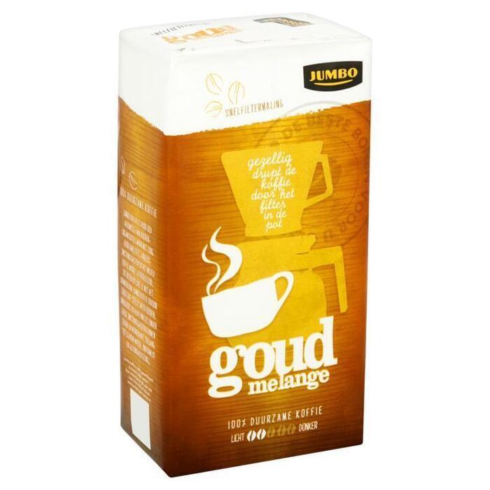 Goudmelange (pak, 500g)