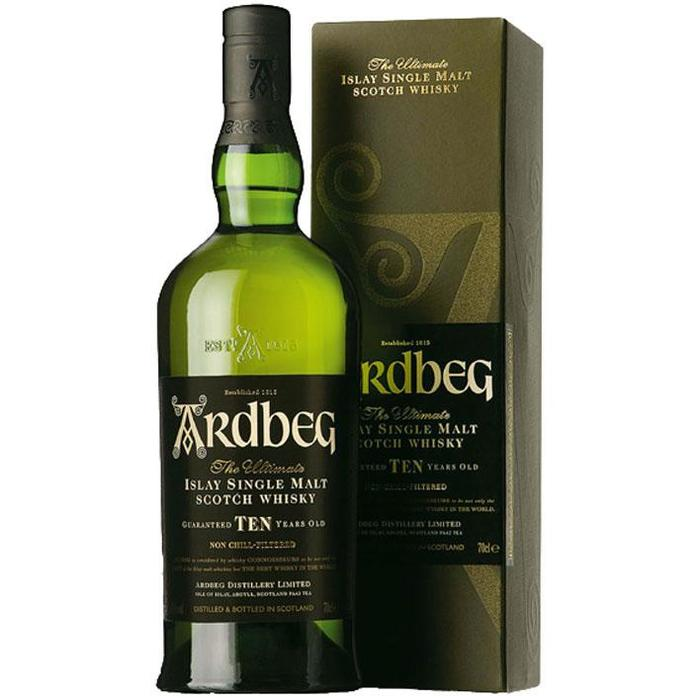 Ardbeg Whisky 70 CLT fles (rol, 70 × 0.7L)