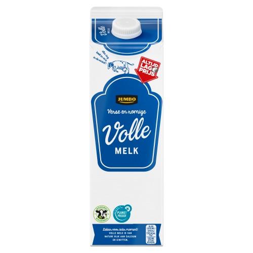 Jumbo Volle Melk 1 Liter (pak, 1L)