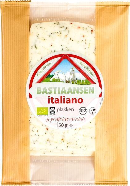 Plakjes geit kaas italiano 50+ (150g)