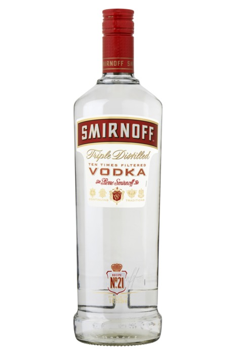 Smirnoff Smirnoff Red no.21 (rol, 150 × 1.5L)