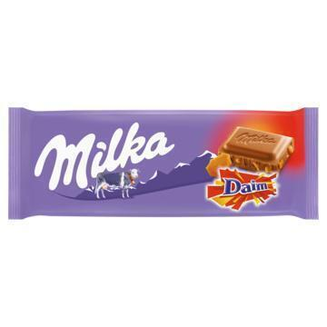 Milka Daim (Stuk, 100g)