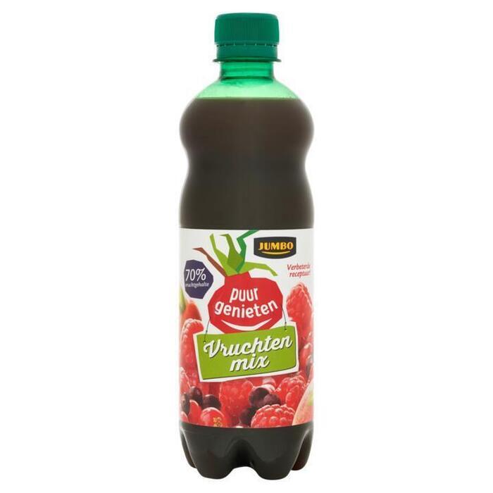 Jumbo Puur Genieten Vruchtenmix 500ml (0.5L)
