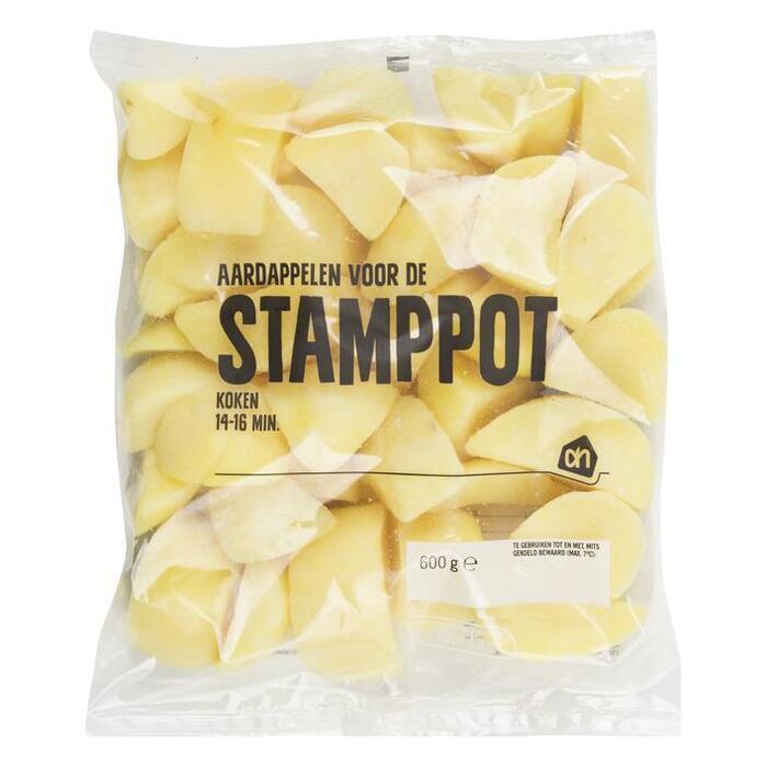 Stamppot Aardappelen (zak, 600g)