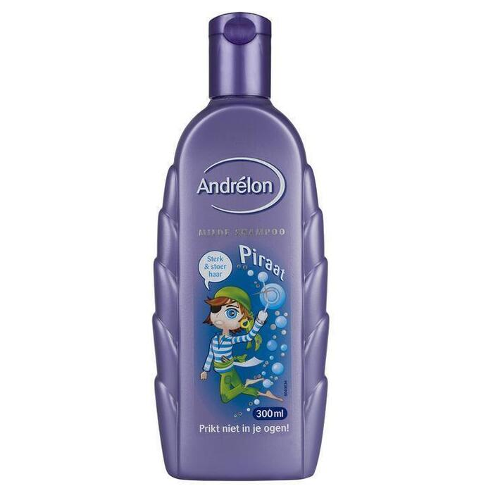 Andrelon Shampoo Piraat 300 ml (30cl)