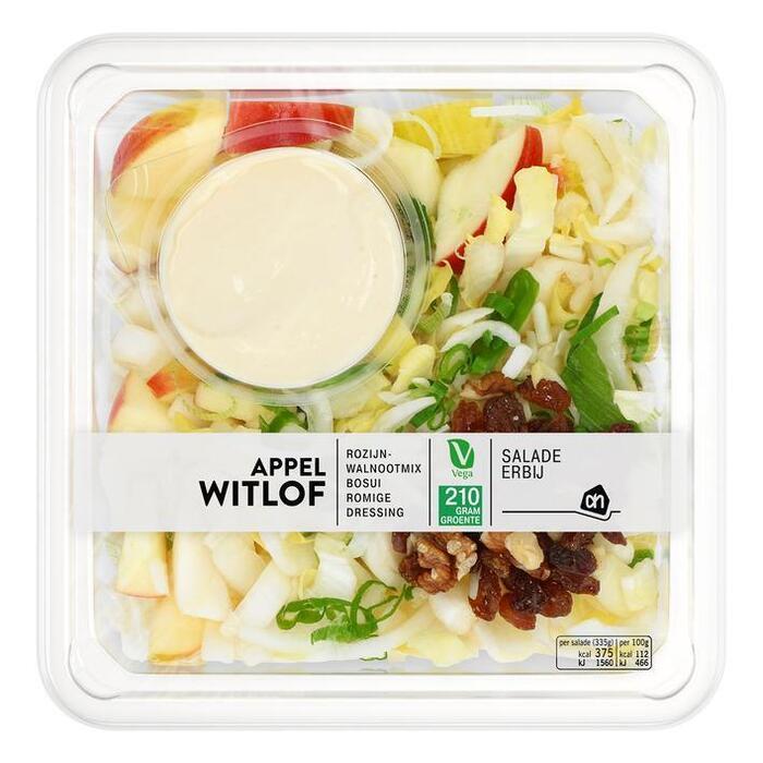 Groene salade witlof-appel (335g)