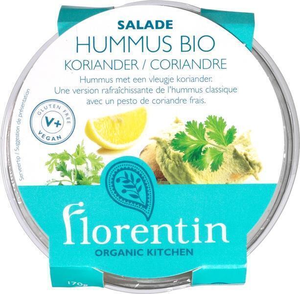 Salade hummus koriander (170g)