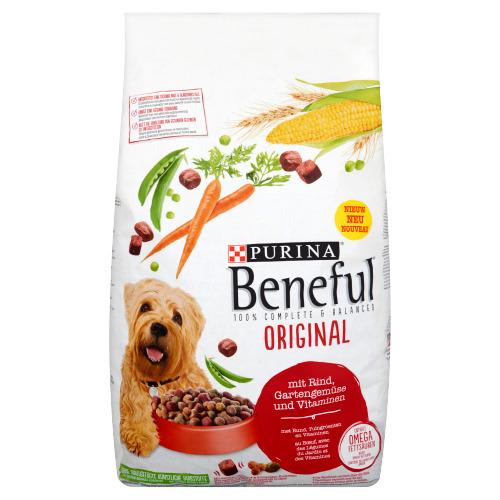 Beneful Original met Rund, Tuingroenten en Vitaminen 12 kg (12kg)