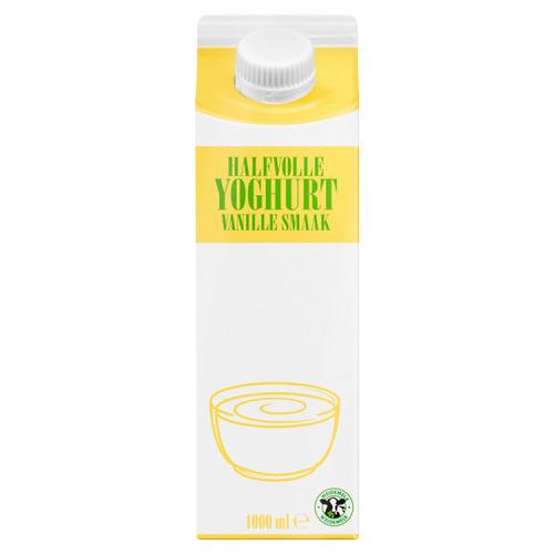Creamex Halfvolle Vanilleyoghurt 1 L (1L)