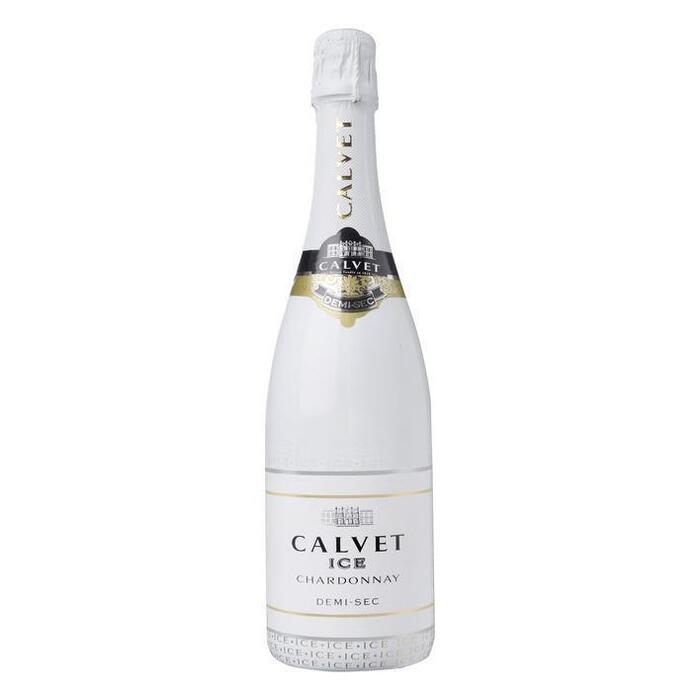 Calvet Ice Chardonnay Demi-Sec (0.75L)