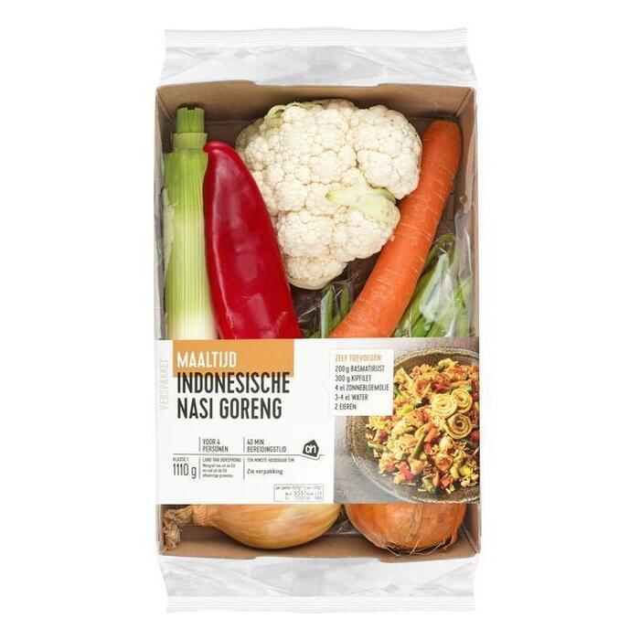 AH Indonesische nasi goreng verspakket