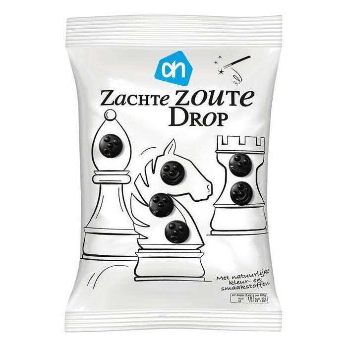 AH Zacht zoute drop (350g)