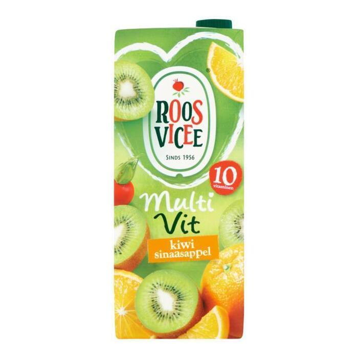 Roos Vicee Multi Vit Kiwi Sinaasappel (rol, 150 × 1.5L)