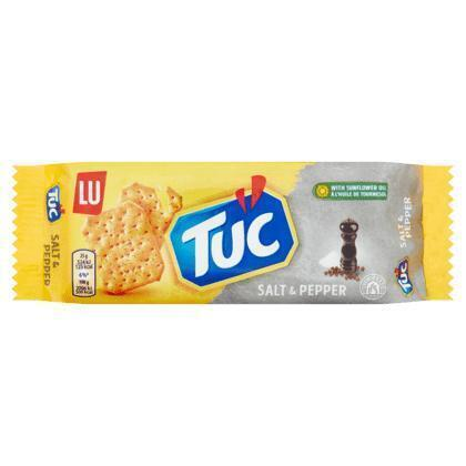 LU Tuc crackers salt & pepper (100g)