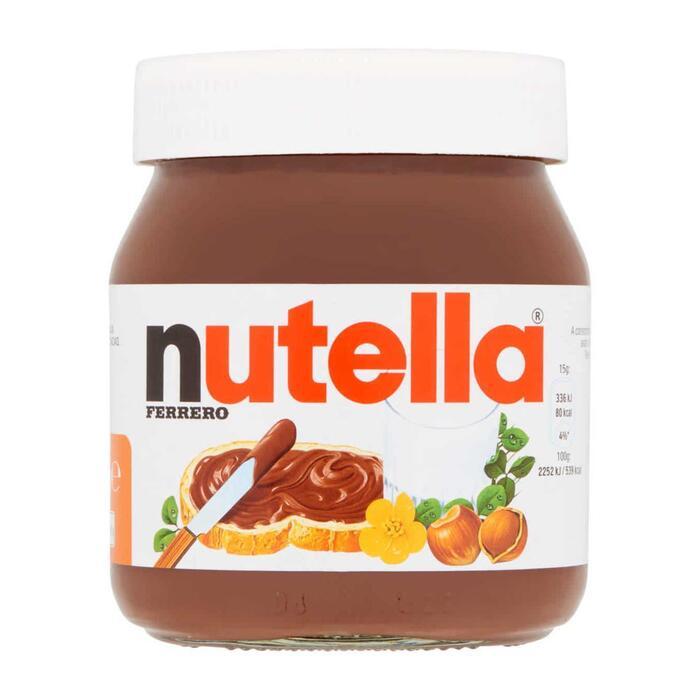 Nutella Hazelnootpasta (450g)