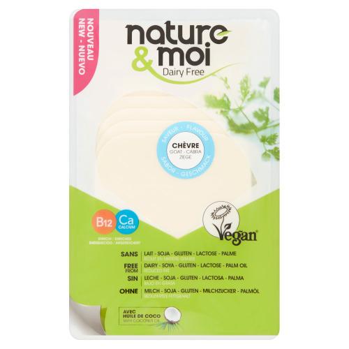 Nature & Moi Dairy Free Goat Kaas Flavour