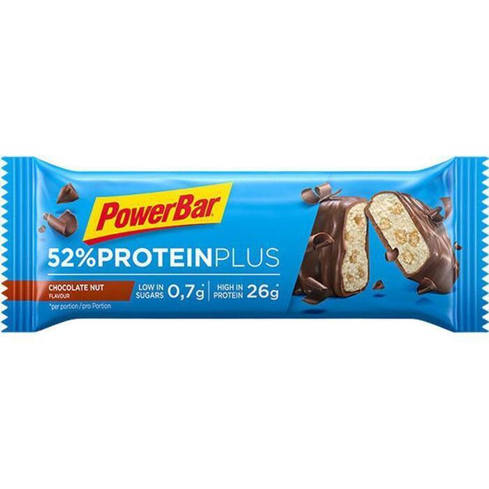 Powerbar Proteinplus bar 52% chocolate nut (50g)