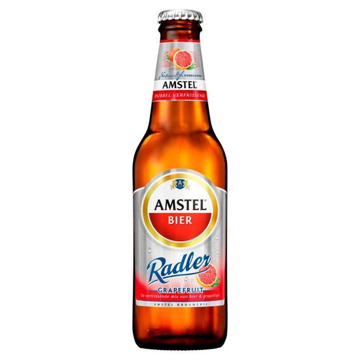 Amstel Bier Radler Grapefruit (rol, 6 × 30cl)