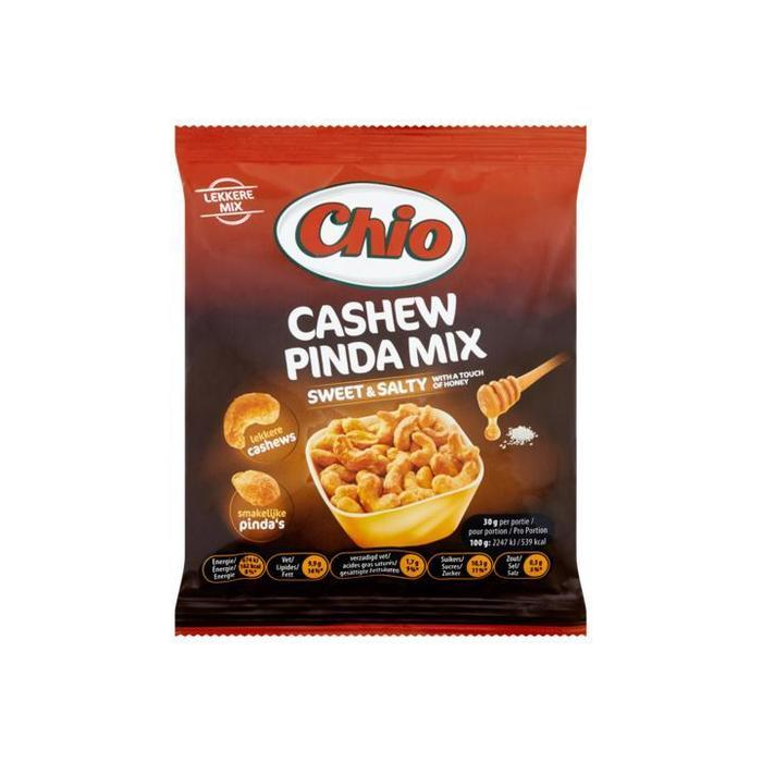 Chio Cashew Pinda Mix Sweet & Salty 150g (150g)