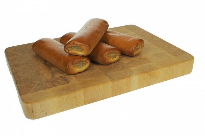 Worstenbrood 4x80 gram (4 × 320g)