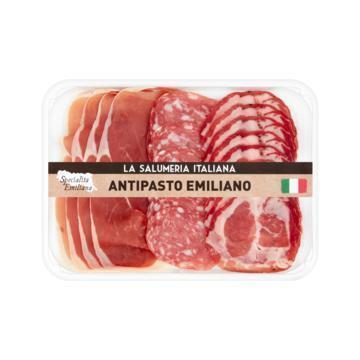 La Salumeria Italiana Antipasto Emiliano 120 g (120g)