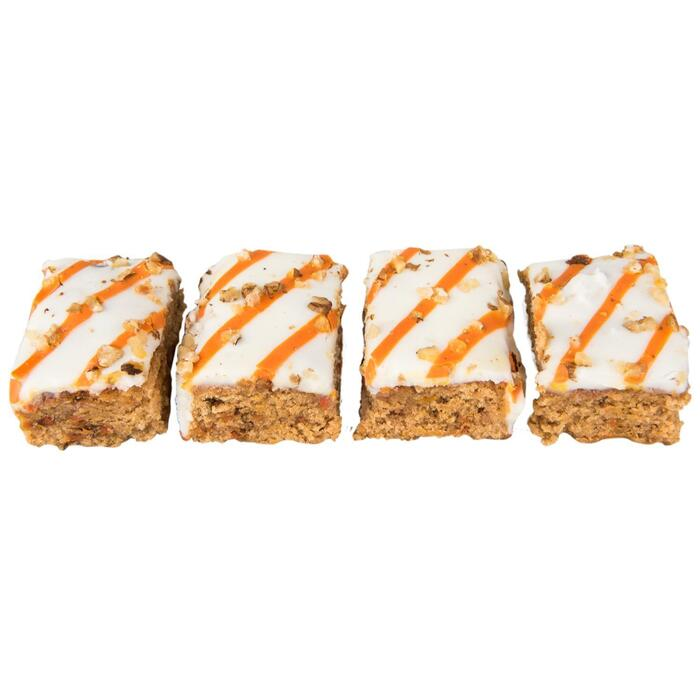 Carrot cake orange deco