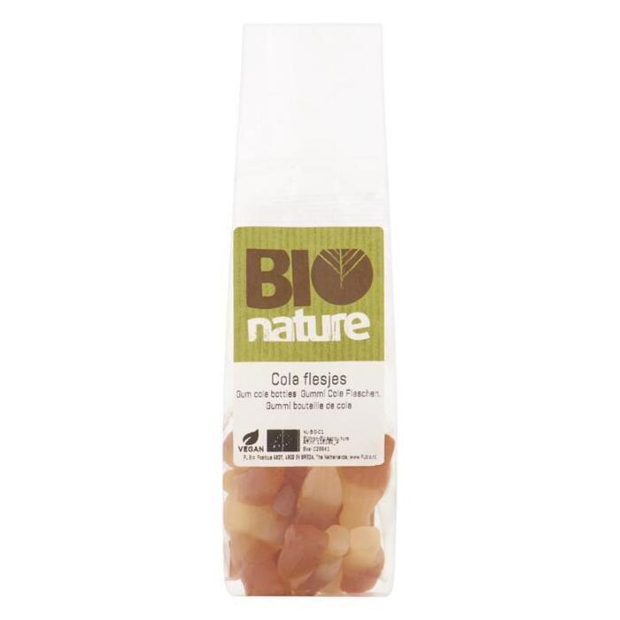 Bio Nature Cola Flesjes 120 g (120g)