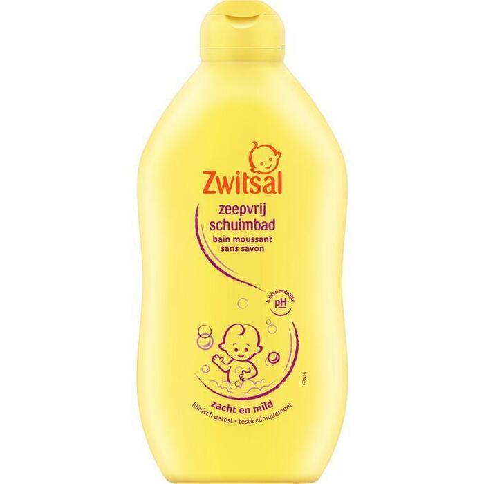 Zwitsal Baby badschuim (40cl)
