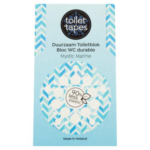 Toilet Tapes Duurzaam Toiletblok Mystic Marine 18 g (18g)
