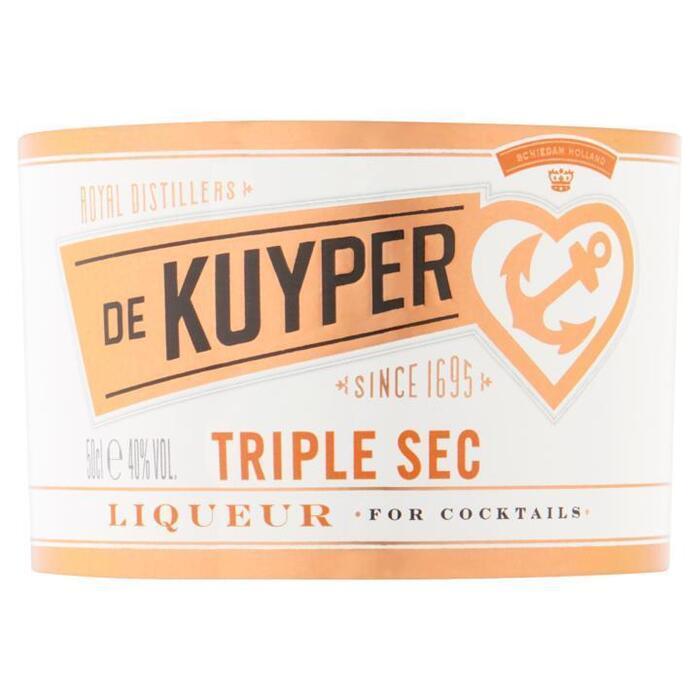De Kuyper Triple sec (rol, 50 × 0.5L)