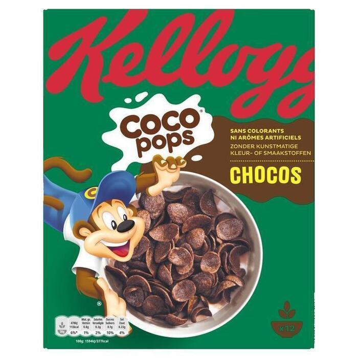Kellogg's Coco pops chocos (doos, 375g)