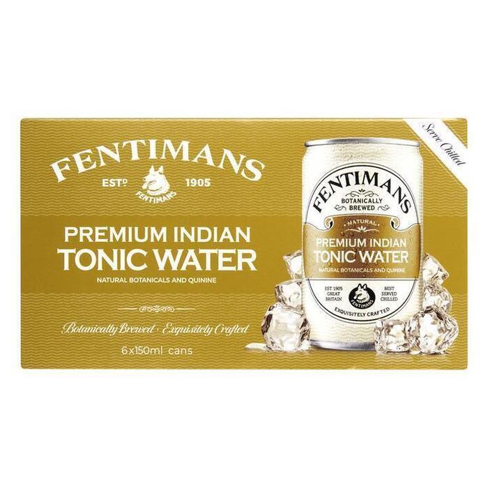 Fentimans Indian tonic (6 × 150ml)