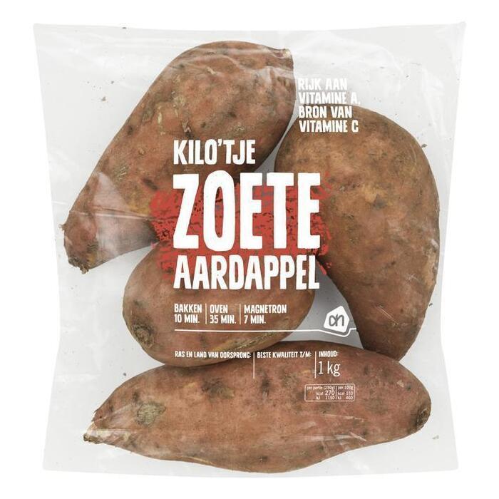 Zoete Aardappel (zak, 1kg)