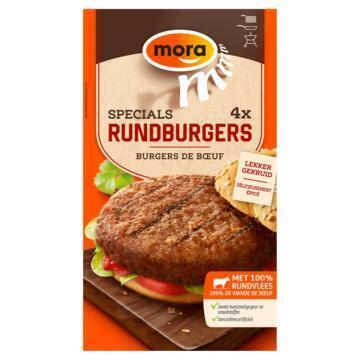 Specials Rundburgers (4 × 70g)