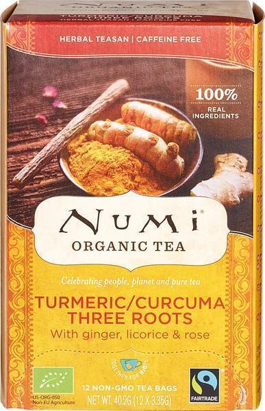 Turmeric Tea three roots (12 × 3.35g)