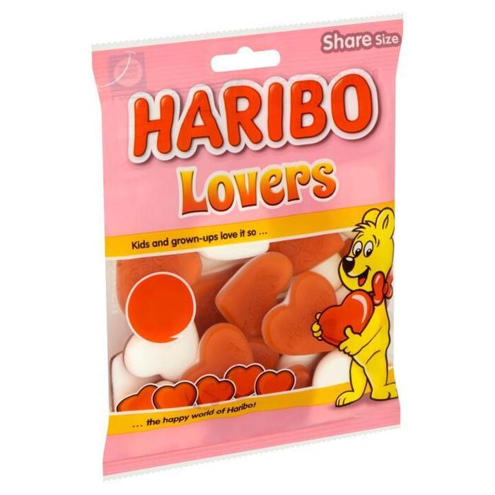Haribo Lovers Share Size 170 g (170g)