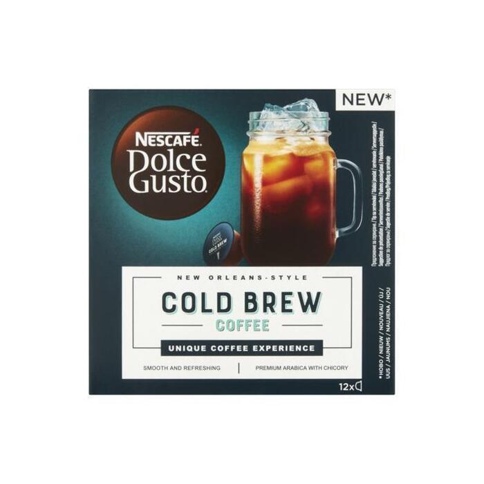 Nescafé Dolce Gusto Cold brew (12 × 9.7g)