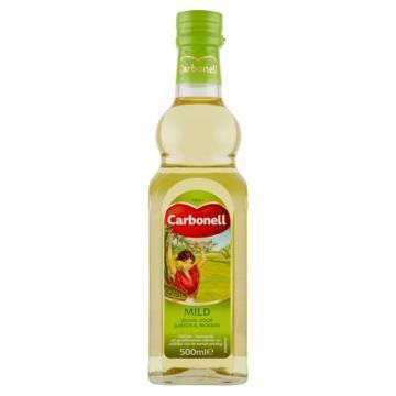 Mild olijfolie (glazen fles, 0.5L)