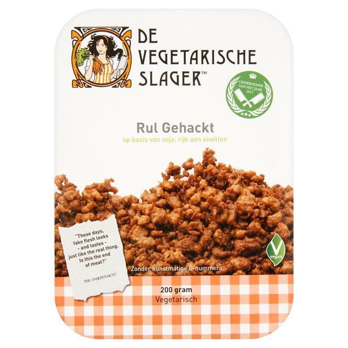 Rul Gehackt op basis van soja (Stuk, 200g)