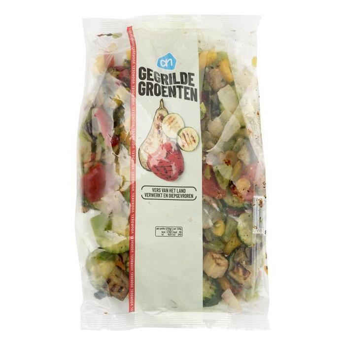 AH Gegrilde groenten (750g)