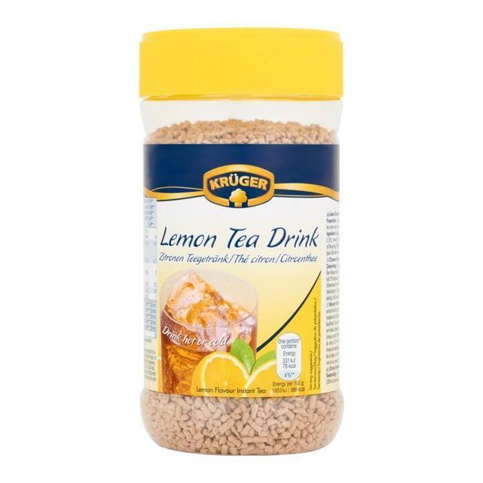 Krüger Lemon Tea Drink 400 g (400g)