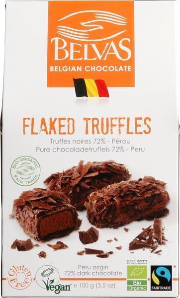 Flaked truffles (100g)