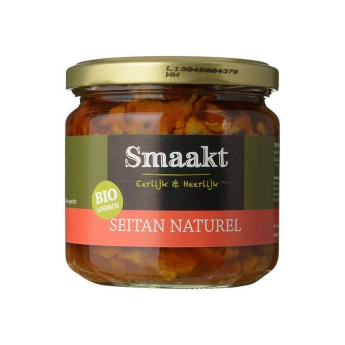 Seitan Naturel (pot, 380g)