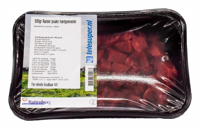 RUNDERPOULET (500g)