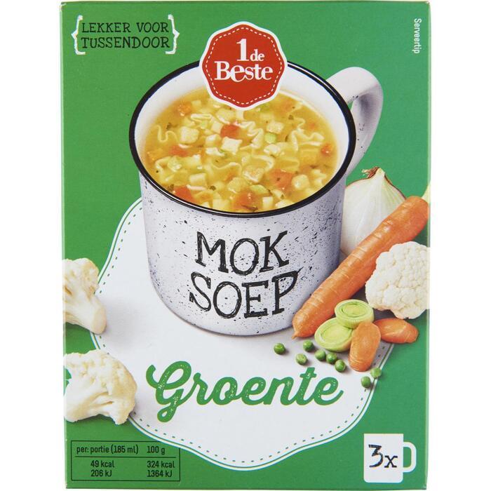 Mok soep groente (45g)