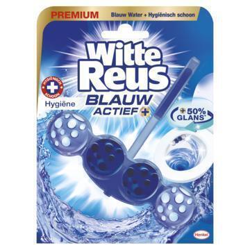 Witte Reus Blauw actief hygiene (50g)